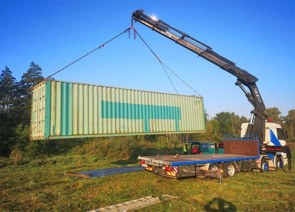 Transport ciężarowy HDS